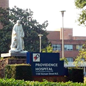 Providence campus in Washington, D.C.