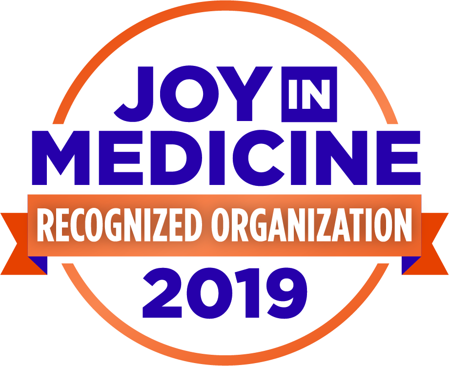 Joy in Medicine recognition