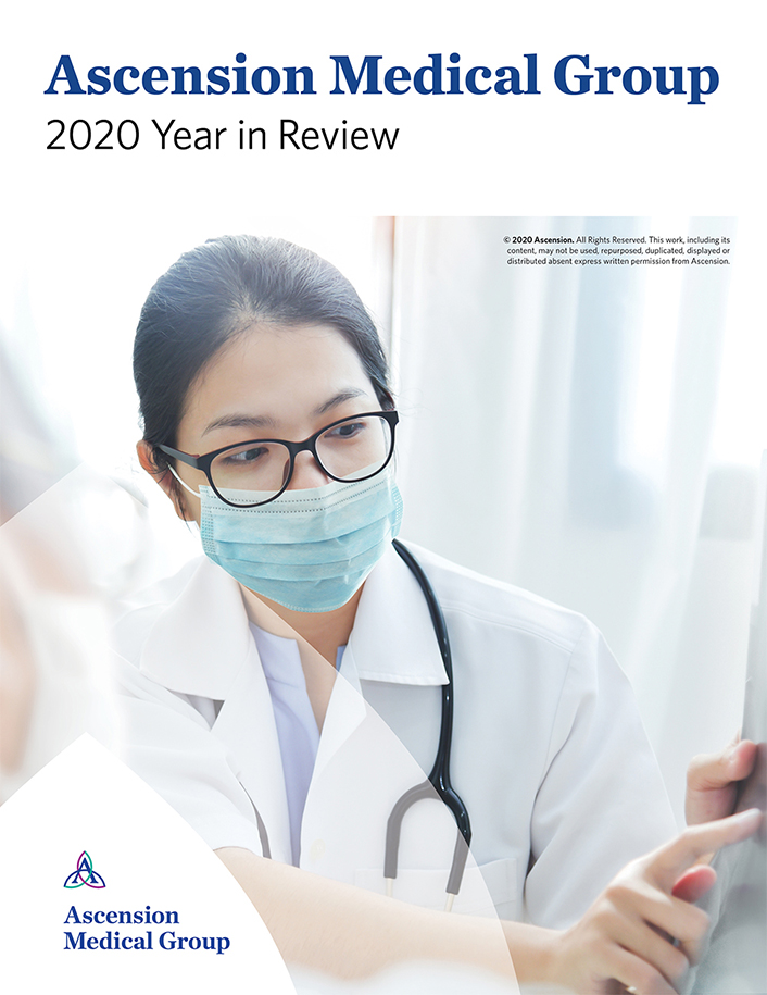 Ascension Medical Group 2020 Year in Review