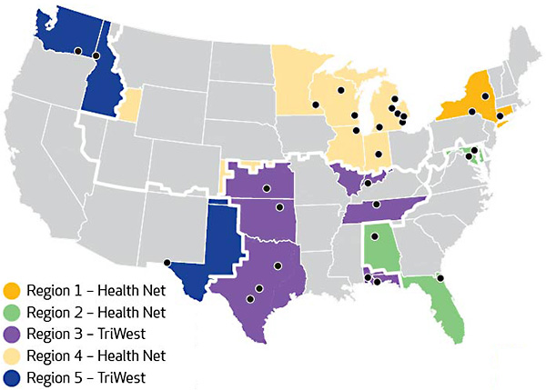 Va Hospital Utah Map.Veterans Choice Program Sites Of Care Ascension