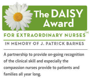 The Daisy Award Graphic