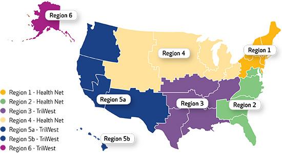 Veterans Choice Program | Ascension on map of delta dental regions, map of dod regions, map of ohio medicaid regions, map of health regions, map of medicare regions, map of cigna healthcare regions, map of aetna regions,